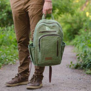 Рюкзак из конопли Патан