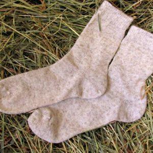 Мужские носки из конопли